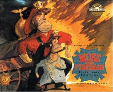 Mose the Fireman Book Cover