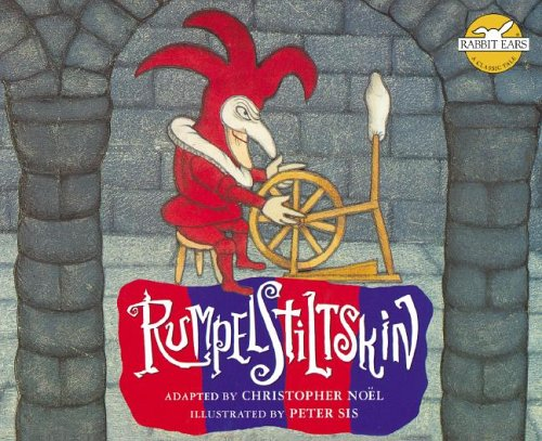 Rumpelstiltskin Book Cover